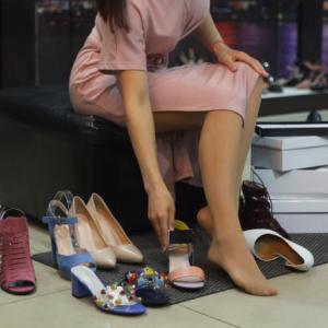 靴選びは大事ですね