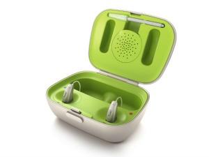 待望の【充電式クロス補聴器】が発売に!