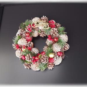 *クリスマスリース