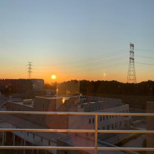 入院15日目① おはよう