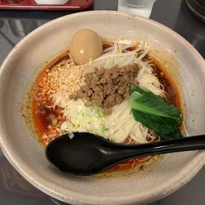 成都担担面@松戸市みのり台 程よい辛さの汁無し担々麺がドストライク。