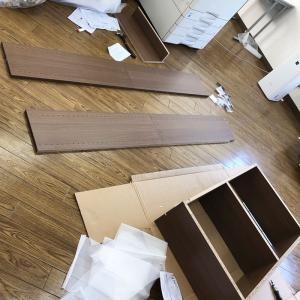 部屋を仕切る方法。耐震・安全な壁をDIY