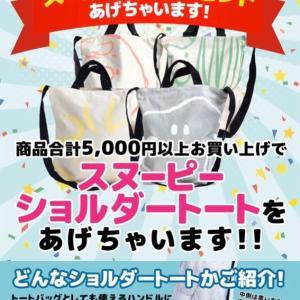 太っ腹!2970円の物がもらえちゃいます