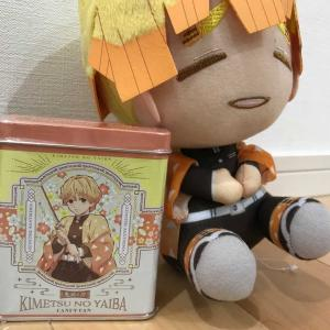 キメカツ★AEONにてキャンディ缶コレクション3
