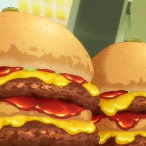 【悲報】マックのハンバーガーに牛の死体の肉片が混入