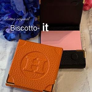 第1号は京都のサロン様★Biscotto it~ビスコットイット~★シリーズコンプリートです