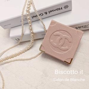 続々と完成写真届いています★Biscotto it~ビスコットイット~★可愛い春色★桜色