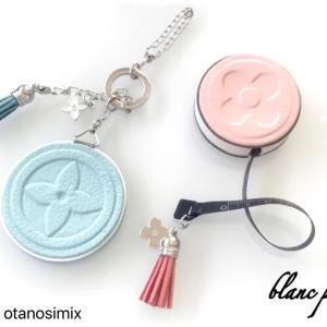 バッグの中は可愛い小物★Biscotto シリーズ★イタリアンレザーの贅沢ハンドメイド