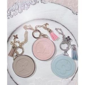 プレゼントに★Biscotto Mirror~ビスコットミラー~★実用的で可愛いチャーム
