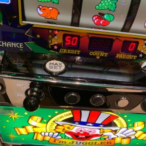 ジャグラー5000円チャレンジ