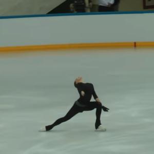 ロシアテストスケート2019(動画)