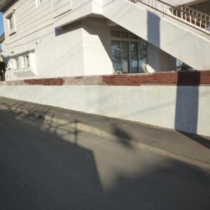 11月の開始!今日から武藤塗装の応援です。