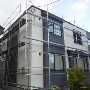 北都K様邸 塗替え工事開始!