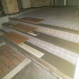 文苑K様邸 外壁補修や各下処理など