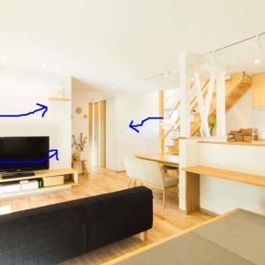 【高性能住宅の冷やし方】リビングで通風による温度変化のあれこれ。