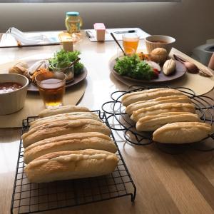 おうちパン講座☆ミルクフランス