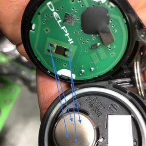 ハーレー/キーフォブの反応が電池交換しても治らない場合の対処方法。電池交換の方法交換時期は?裏技も!?