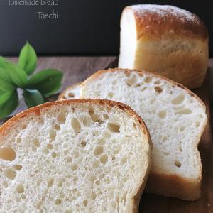 レーズン酵母 高加水ハードトースト