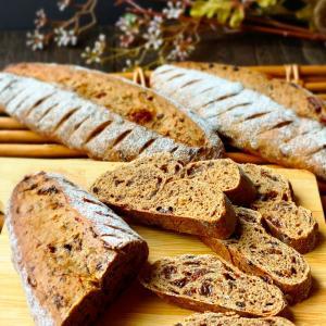 大人のパン レーズン110%のパン