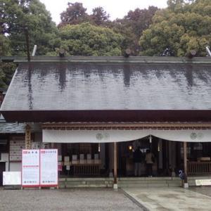 神社仏閣めぐり(*^◯^*)〜常磐神社と水戸黄門神社(義公祠堂)