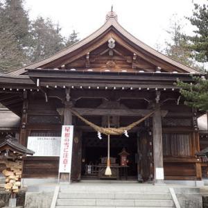 神社仏閣めぐり(*^。^*)~湯泉(ゆぜん)神社と殺生石(那須湯本)