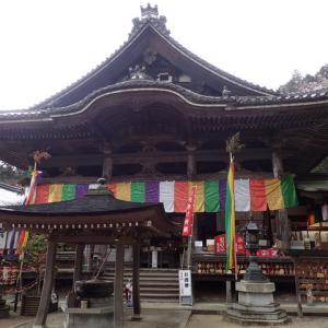 神社仏閣めぐり(*^。^*)~奈良・岡寺(龍蓋寺)西国三十三所第7番札所
