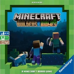 マインクラフトのボードゲーム『Minecraft: Builders & Biomes』はこんなゲームだ!!