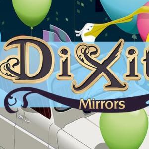 【拡張10弾】『ディクシット:ミラーズ』子供向け絵本のような雰囲気!