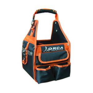 DIY!縦収納しやすい工具袋!