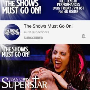 YouTubeでミュージカル
