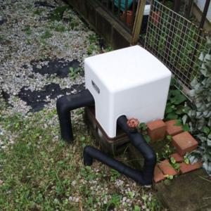 お家の給水と排水