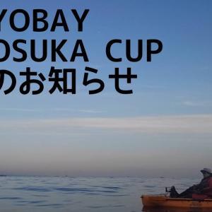 【重要連絡】TOKYO BAY YOKOSUKA CUP延期のお知らせ