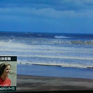 サーフィン、これが海