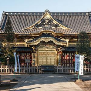 【道案内】上野東照宮、東京大学、東京芸大、根津 ~ みんな行ってる占い館♡東京千里眼へ