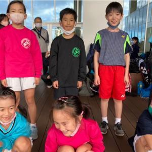 神奈川県小学生バドミントン連盟交流大会