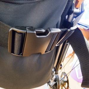 車椅子用シートベルト