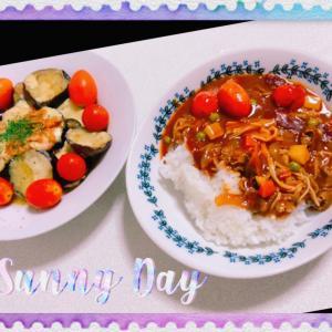 【夕飯】新鮮野菜deルンルン♪