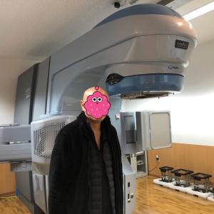 放射線治療7回目