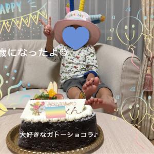 4歳男の子が選んだお誕生日プレゼント♡やはりアンパンマンは最強か!