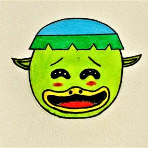 暖かいけど12月だね!楽笑オリジナル妖怪日記430回目投稿