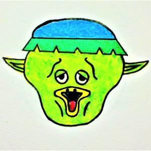 お菓子の美術館に行ってきました!楽笑オリジナル妖怪日記449回目投稿