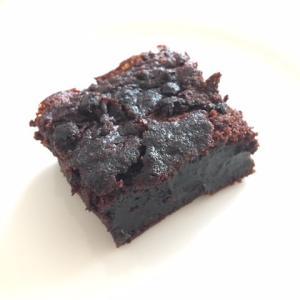 グルテンフリーのチョコレートブラウニー