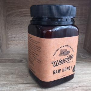 二度目のRaw honey