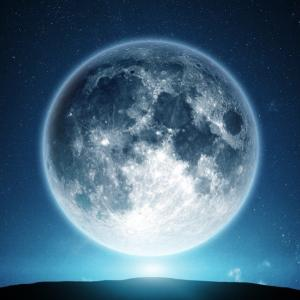 豊穣の牡牛座満月.☆.。.:*・°