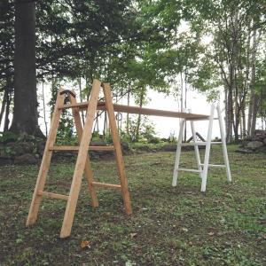 【納屋→工房リノベシリーズ】と イベントフリマ用 ラダーセット