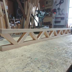 【DIY】木製トラスを作ってみた