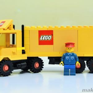 【発掘なつレゴ】色あせた6692 ローリー(1983年発売)を再生するの巻