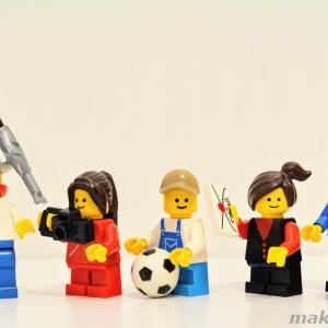【LEGO】家族のシグフィグ「ファミフィグ」を作って遊ぶの巻