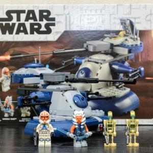【LEGO】75283 装甲型強襲用戦AAT(2020年発売)