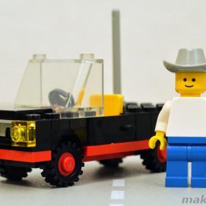 【発掘なつレゴ】6627 ロードスター(1981年発売)